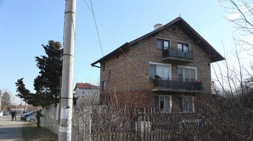 Убиха жена в столичен квартал (СНИМКИ/ВИДЕО)