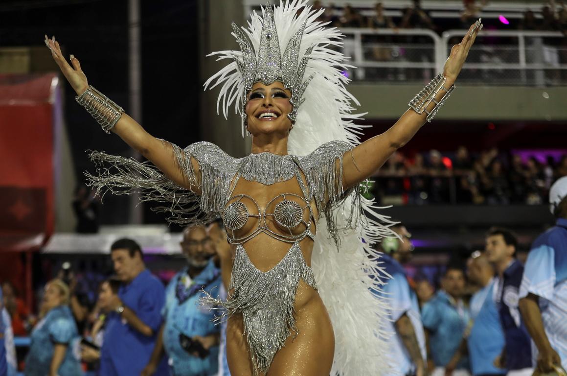 <p>Карнавал в Рио</p>