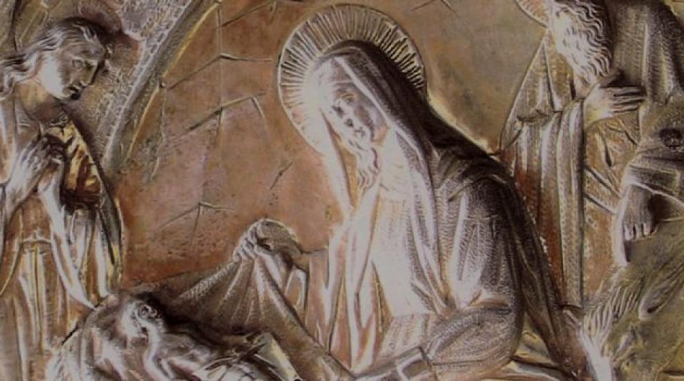 """На 3 март: Показват """"Златното евангелие"""" от Омуртаг в музей """"Етър"""" (СНИМКИ)"""