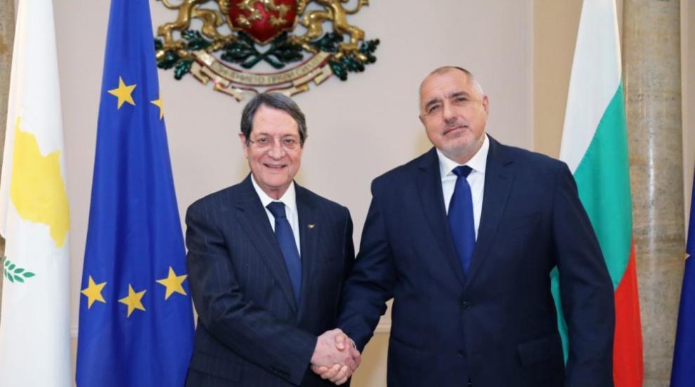Борисов: Кипър остава важен търговско-икономически партньор (СНИМКИ/ВИДЕО)