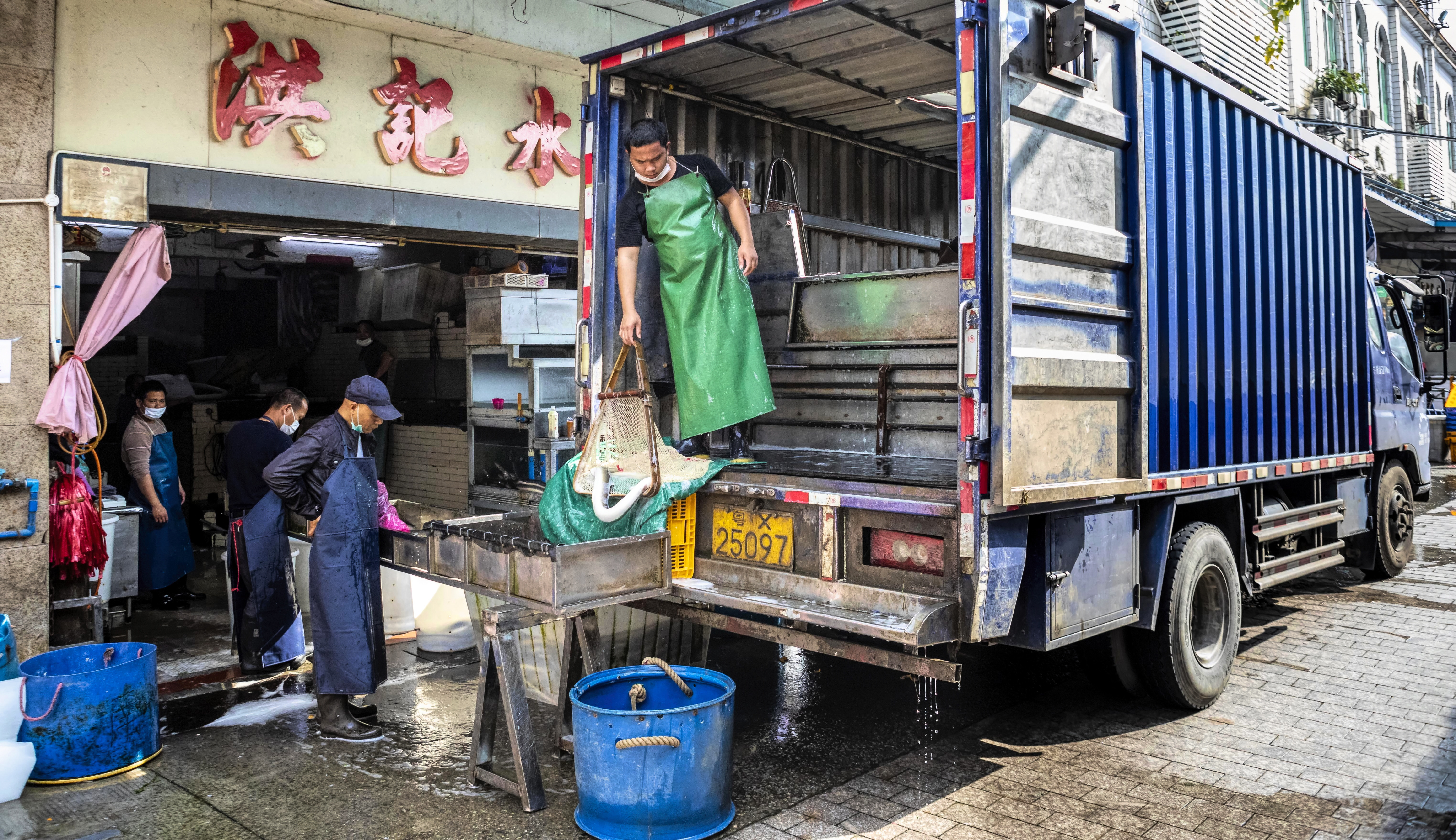 <p>Гуанджоу, Китай</p>