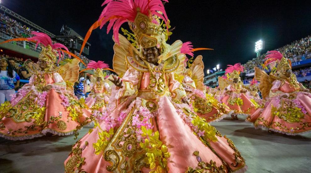 Пандемията спря и карнавала в Рио
