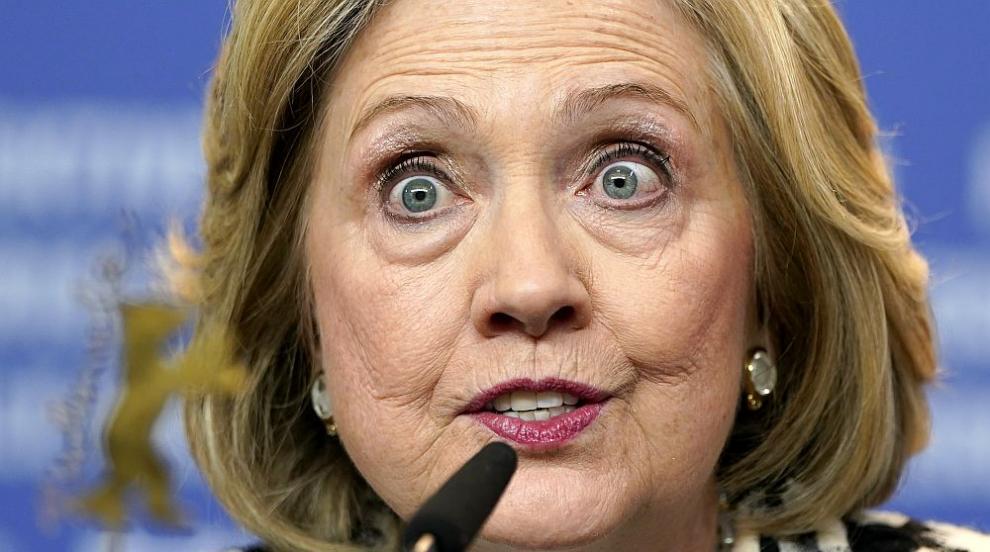 Хилъри Клинтън: Време е Харви Уайнстийн да даде...
