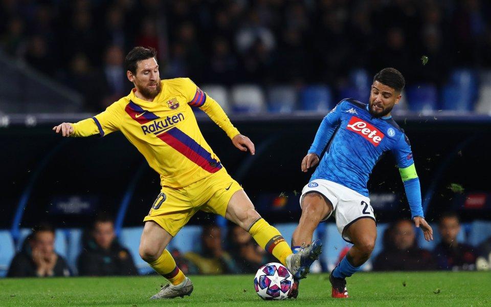Бившият шампион с Барселона Ривалдо не е останал доволен от