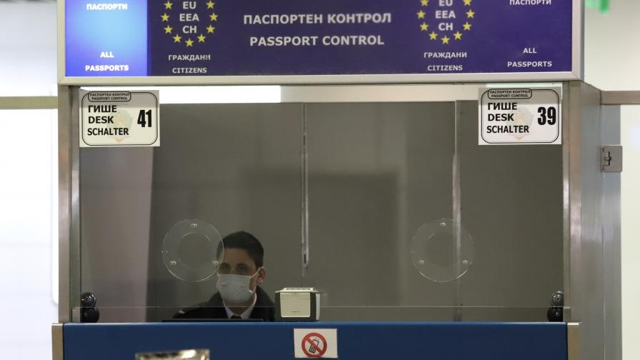 <p>Какви са мерките срещу коронавируса на Летище София</p>
