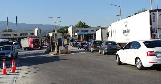 Трафикът на граничните пунктове на страната в сряда сутрин е