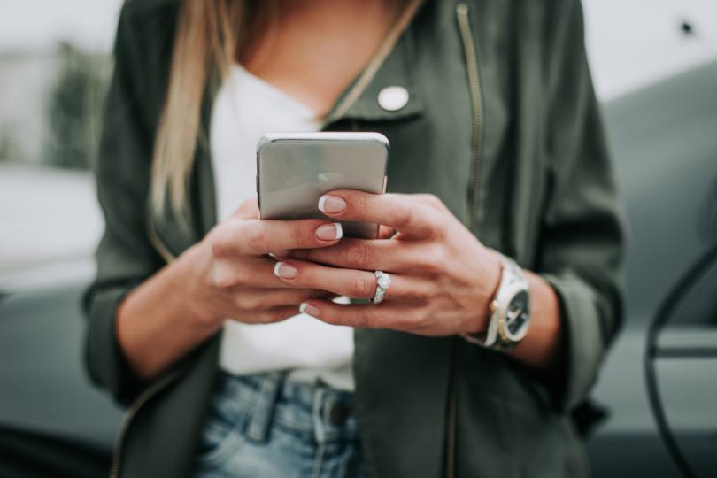 <p>1. Обхваща ви силна паника, когато не можете да откриете телефона си.&nbsp;</p>