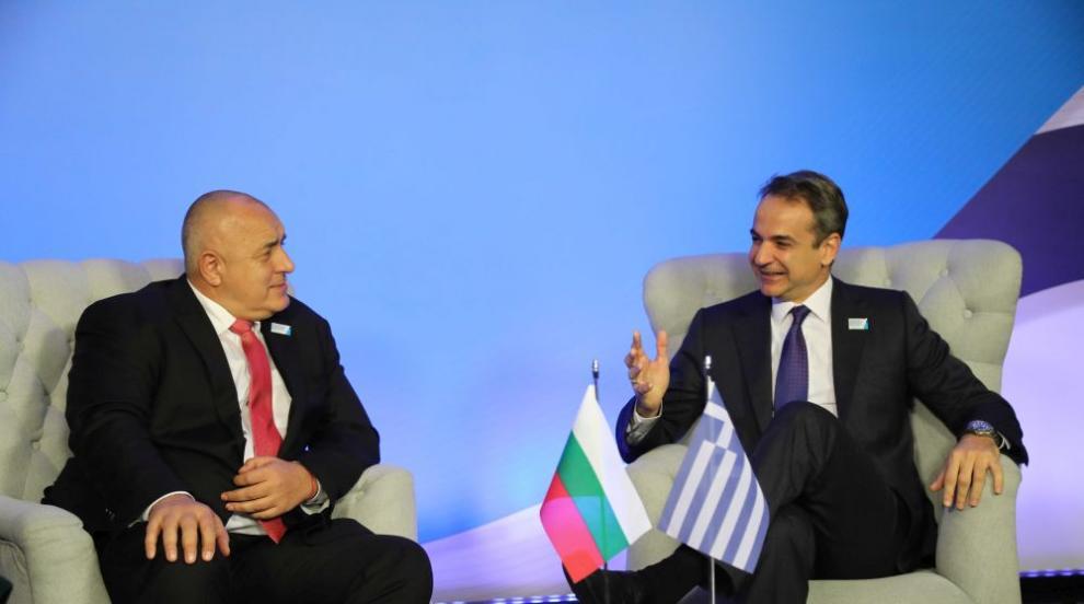 Борисов: Сътрудничеството ни с Гърция е гарант за просперитета на целия...