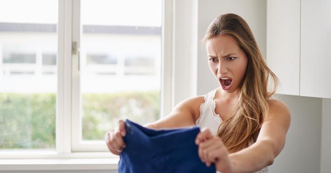 Любопитно 9 грешки, които могат да съсипят прането ви Ето