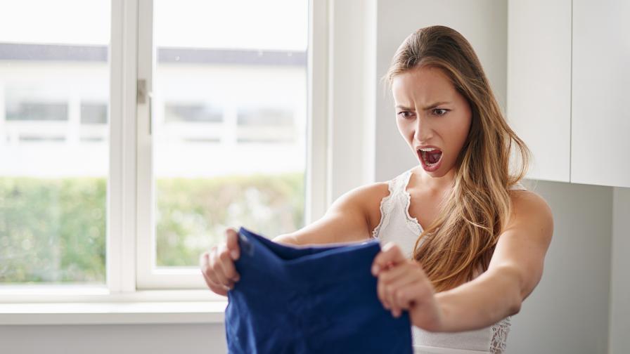9 грешки, които могат да съсипят прането ви