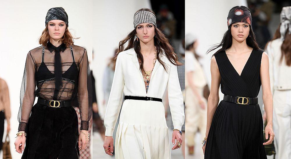 Модна къща Dior представи колекциите си прет-а-порте за сезона есен/зима 2020-2021 г.