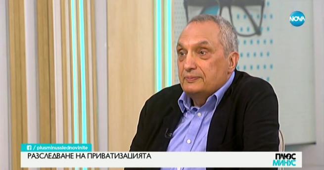 България Костов: Ако Ханке заяви, че съм корумпиран, ще го