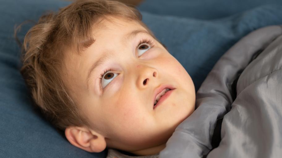 Какви проблеми със съня може да има 3-годишното дете?