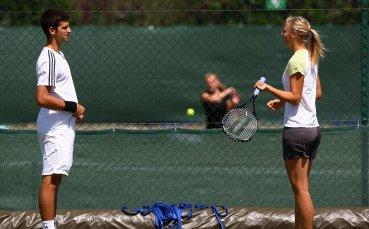 Ноле за Маша: Тя беше отдадена на тениса, както никоя друга