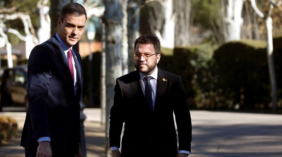 Испанският премиер и каталунският лидер се срещнаха в опит да уредят...