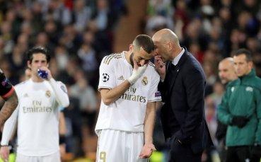 Бензема продължи контракта си с Реал