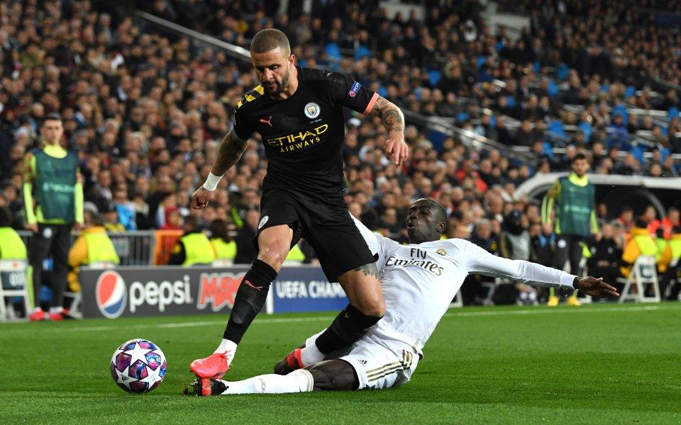 Манчестър Сити е спечелил борбата да приеме реванша от осминафиналите