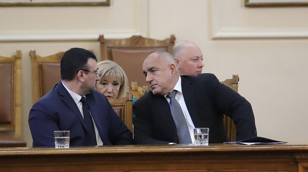 Бойко Борисов: Вадим София и Варна от обхвата на винетките