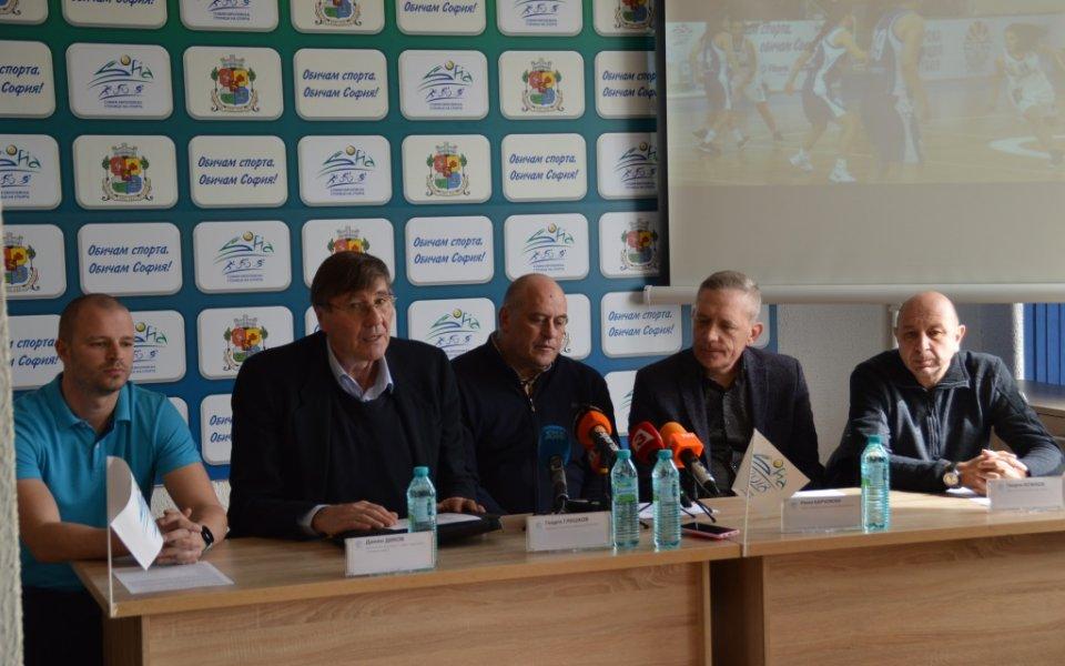 Баскетболистки от Русия, Беларус и Турция на турнира за Купа