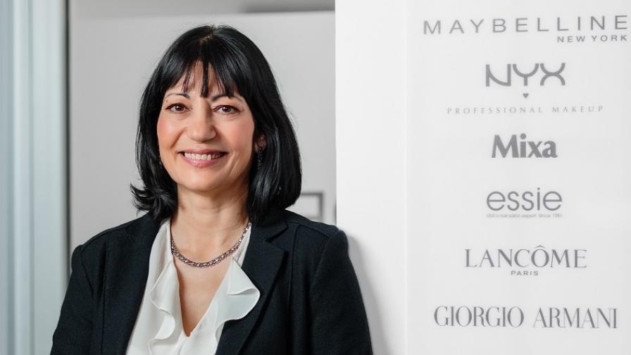 Назначаване на нов генерален директор на L'Oreal за района Адриатика - Балкани