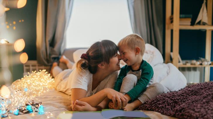 Тактики за приспиване на 3-годишно дете