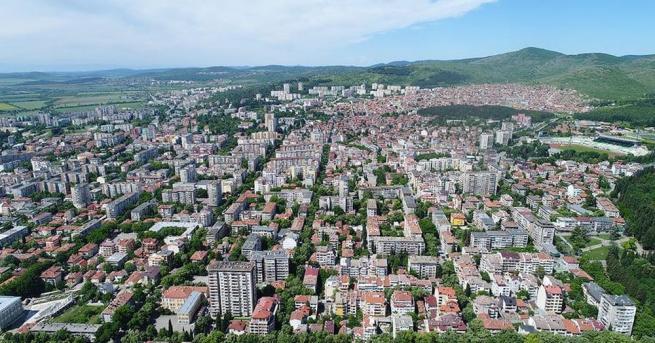 Поредна вандалска проява в Стара Загора беше установена днес, съобщиха