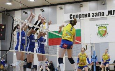 Изтеглиха жребият за женското волейболно първенство