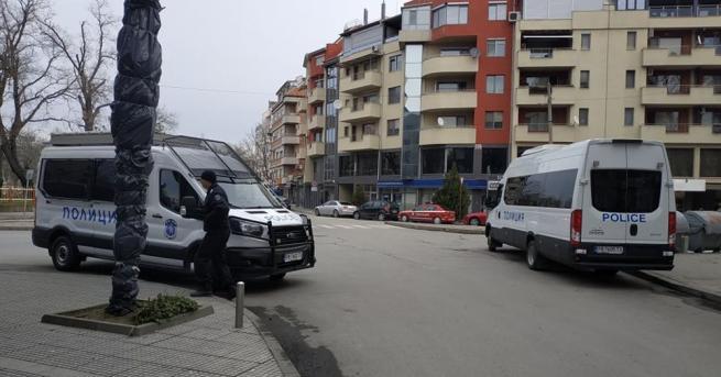 Нова полицейска акция се провежда в момента в Басейнова дирекция-Пловдив.