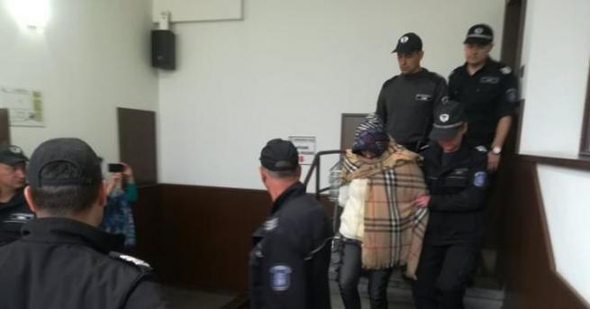Пловдивският окръжен съд остави в ареста дъщерята на Кирил Рашков
