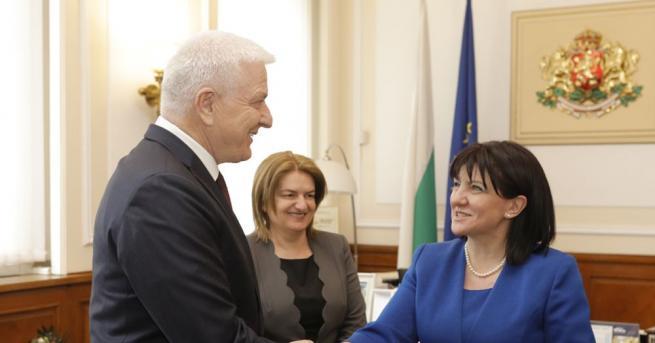 Европейската перспектива на Черна гора и активният парламентарен диалог бяха
