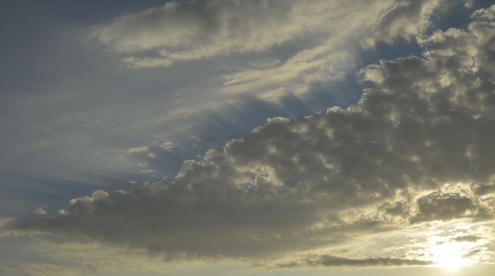 Облачна събота, затоплянето започва в неделя