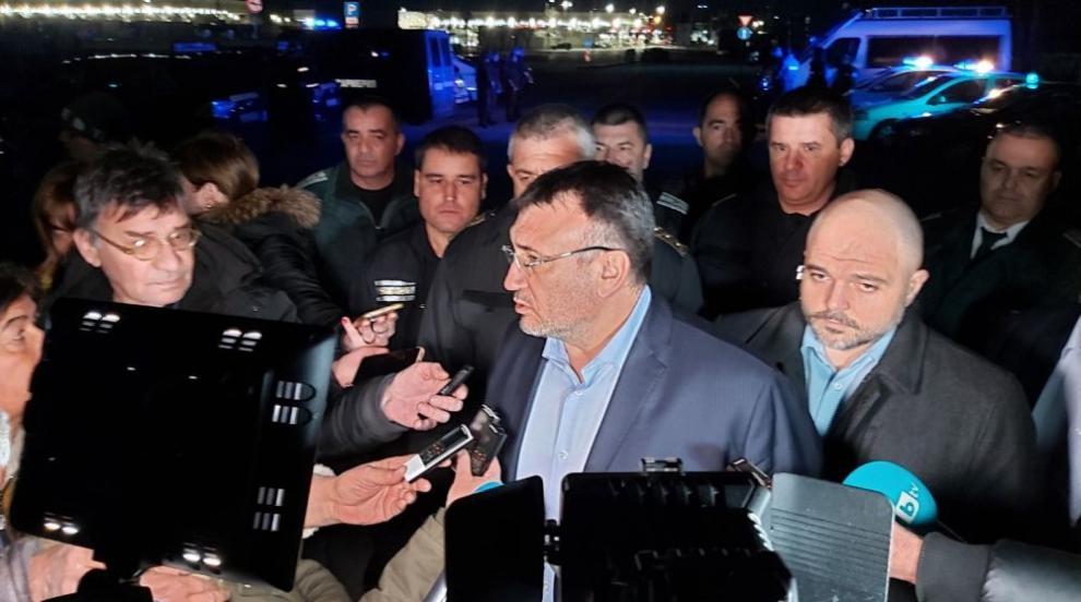 Младен Маринов: Предприемаме всички мерки за засилена охрана на границата...
