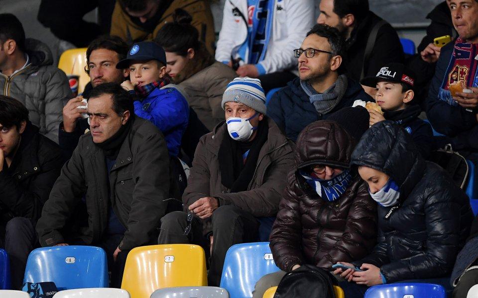 Във Франция приеха на мачовете да присъстват не повече от 1000 души