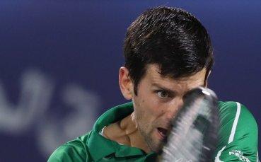 Шеф в спорта: Тенис може да няма през 2020-а година!
