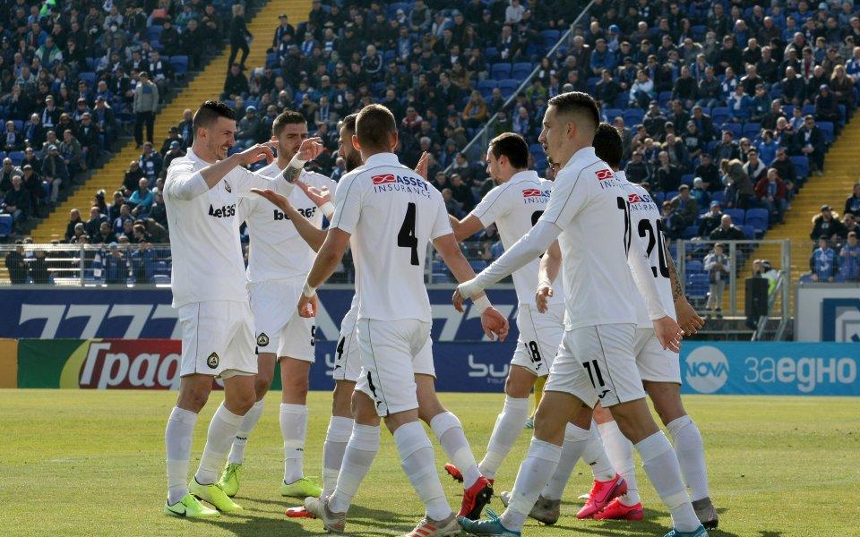 Славия призова феновете: Нека подкрепим отбора в решителната битка за класиране в Лига Европа