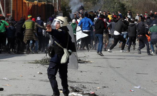 Нови сблъсъци на турско-гръцката граница