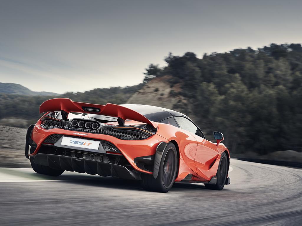 <p>McLaren 765 LT</p>
