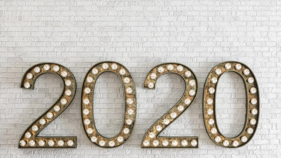 2020 година нова