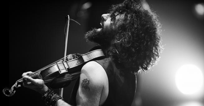 Вдъхновени истории Знаменитият цигулар Ара Маликян: България е специална за