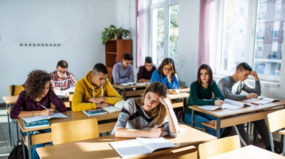 Интересът на учениците във Велико Търново към...