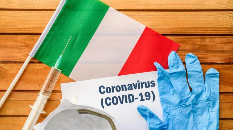 Италия регистрира 87 нови смъртни случая от COVID-19 и 516...