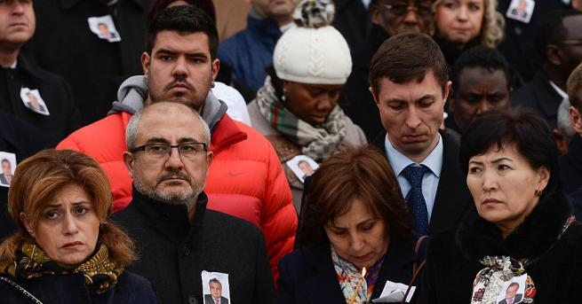 Анкарски съд, който разглежда делото за убийството на руския посланик