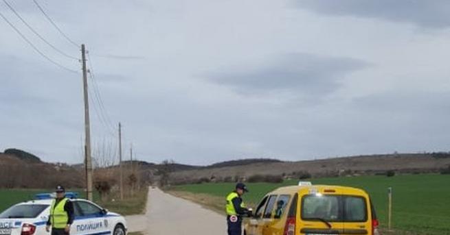 Спецакция се проведе и в Мездра, съобщиха от полицията. Операцията