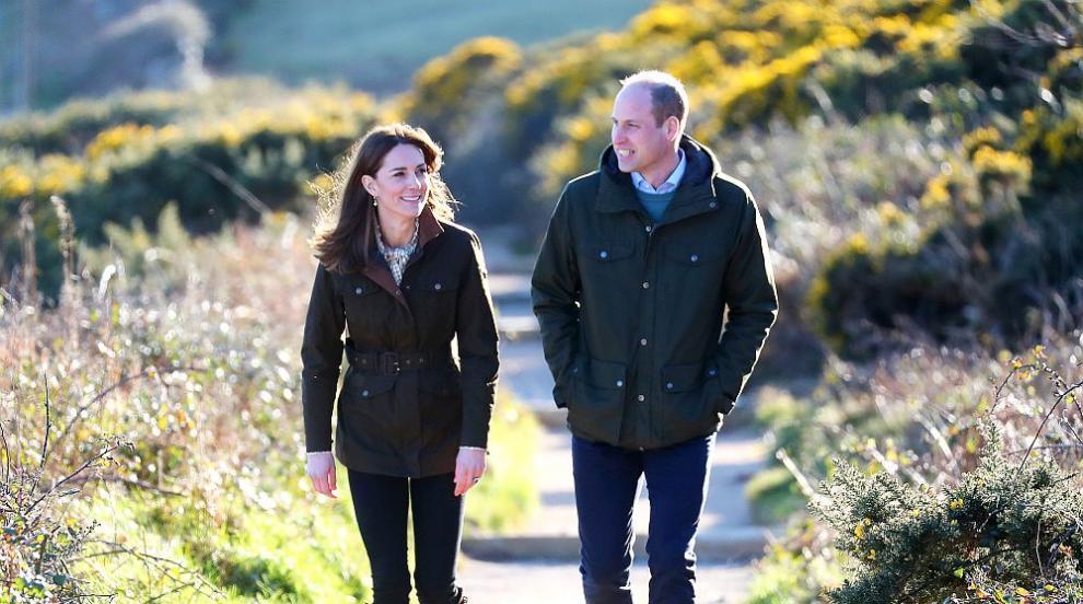 Уилям и Кейт с призив да се грижим за психичното си...