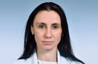 Д-р Елена Пирнарева, акушер-гинеколог в Родилна клиника към УАГБ Майчин дом, София