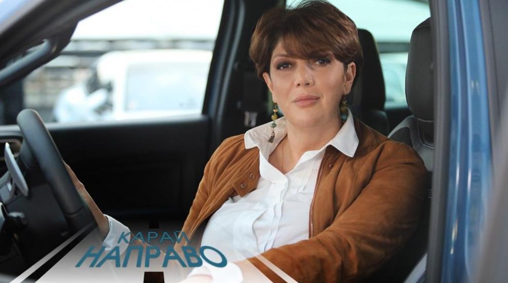 """""""Карай направо"""" с заместник-директорът на УМБАЛСМ..."""