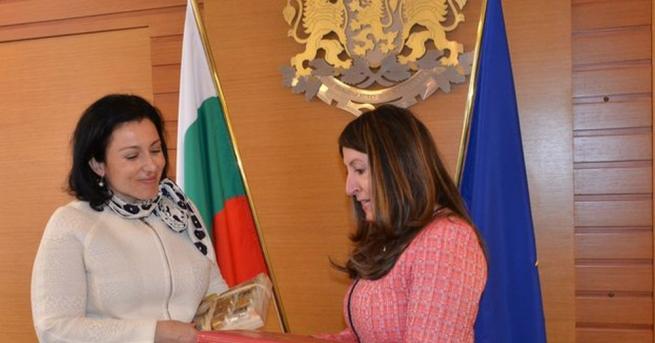 Доброто сътрудничество в сферата на земеделието между България и САЩ