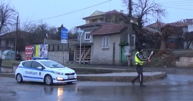Мащабна специализирана полицейска операция за противодействие на битовата престъпност, опазване