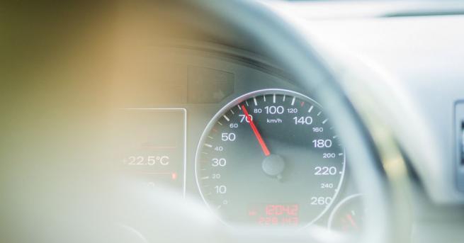 До 13-ти март скоростта на движение при изхода на София