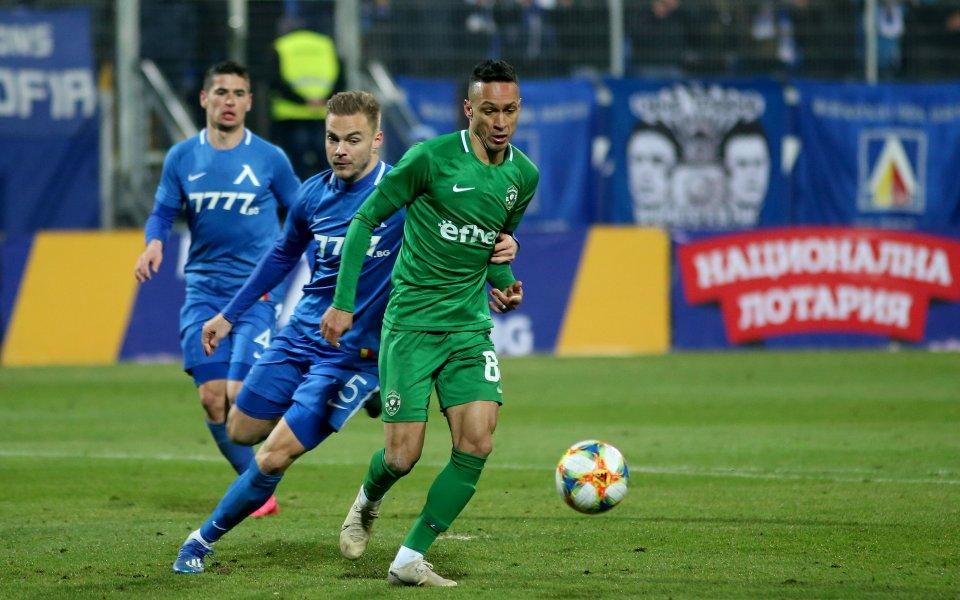 Футболистите в efbet Лига струват 156450000 евро (малко над 305